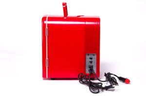 Portable Mini Fridge 4liter, DC12V, AC100-240V with Cooling and Warming Function pictures & photos