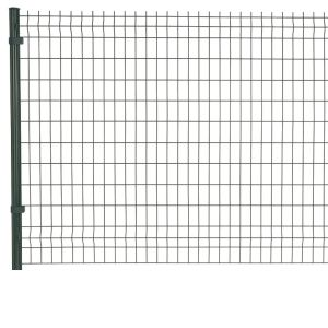 PVC Security Fence pictures & photos