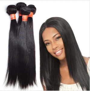 100% Real Human Hair Extensions Virgin Maaysian Hair pictures & photos