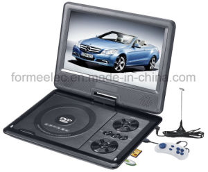 "9"" Portable DVD Player Pdn958 with Analog TV Games pictures & photos"