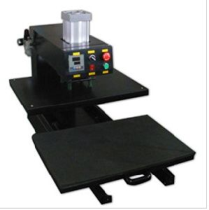 Pneumatic Automatic T-Shirt Heat Press Machine/Printing Machine pictures & photos