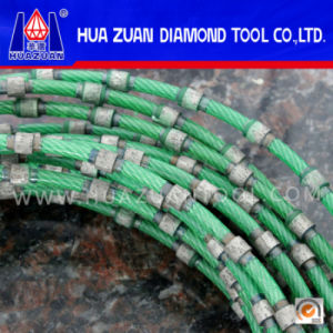 Good Quality Diamond Wire Profiling for Stone pictures & photos
