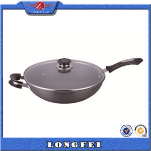 New Products 2015 Innovative Products Chinese Wok Pan pictures & photos
