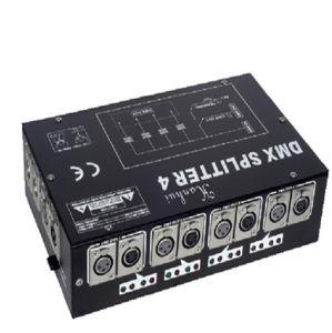 DMX Splitter 4 for Signal Amplifier