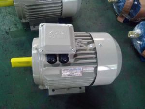 Ie2 Y2 Three Phase Cast Iron Frame Electric Motor Y2-132s2-2, 5.5kw 7.5HP Ce (TEFC IP55) pictures & photos