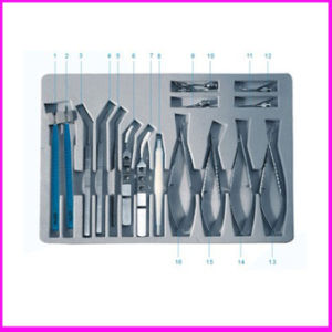 Cataract Surgical Set, China Ophthalmic Instruments pictures & photos