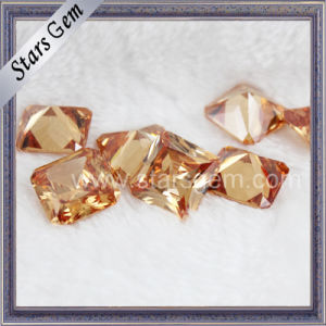 Special Champagne High Quality CZ Stone for Fashion Jewelry pictures & photos