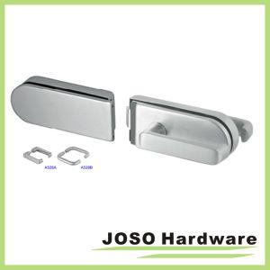 Office Glass Door Furniture Glass Door Lock Mechanism (GDL018D-3) pictures & photos