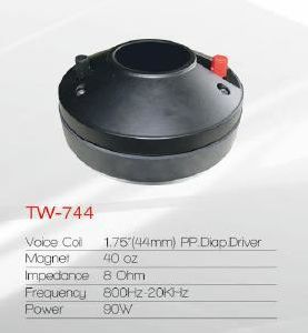 High Qualty PRO Speaker Driver Tweeter (Tw-744) pictures & photos