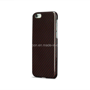 No Signal Problem 100% Real Aramid Fiber Mobile Phone Case for Apple iPhone 6s pictures & photos