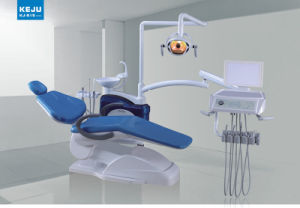 Foshan High Quality Integrated Dental Chair Unit Kj-915 with Ce Approval with 9 Memory pictures & photos