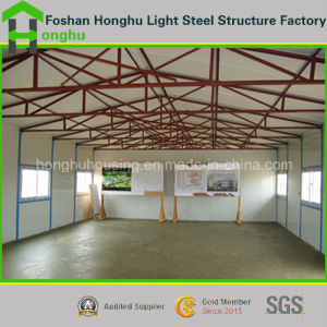 Fast Modular EPS Sandwich Panel Mobile House pictures & photos