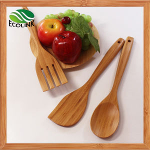 4PCS Bamboo Kitchen Utensils Cooking Tools pictures & photos