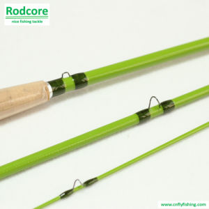 Green Leaf Gr663-3 Quality Made Classic Fiberglass Fly Rod pictures & photos