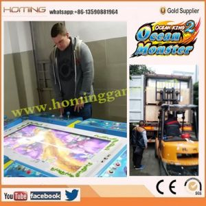 98% USA Customers Super Like Ocean Monster Fishing Game Machine, Arcade Ocean Monster Fishing Game Machine, Ocean Monster Golden Legend Fishing Game Machine