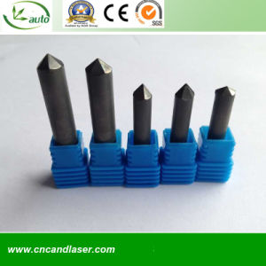 Diamond PCD Router Bit with Six Angle Sharp pictures & photos