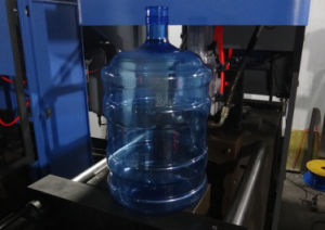 Semi Automatic Pet Plastic 20 Liter Water Bottle Making Machine pictures & photos