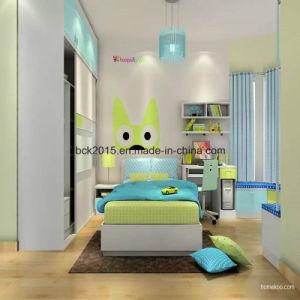 2017 Newest Simple Morden Children Bedroom Wardrobe Furniture pictures & photos