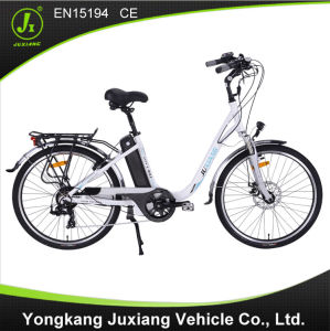 En15194 Standard Al Alloy Frame Electric Urban Bicycle pictures & photos