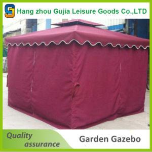 3X3m Aluminum Patio Pavilion Side Curtains Gazebo pictures & photos