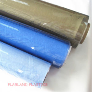 PVC Glass Clear Sheet/ Transparent Roll pictures & photos