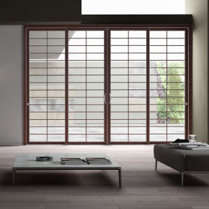 New Style Aluminum Sliding Doors with Glass ---V3150audemars Ignut