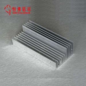 6063t Aluminum Extrusion Aluminum Profile of Heat Sink pictures & photos