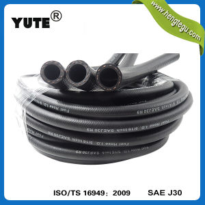 PRO Yute NBR 1/4 Inch W P 300 Psi Oil Rubber Hose pictures & photos