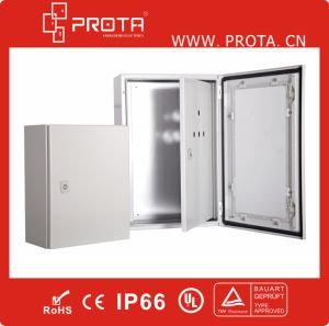 Plexiglass&Inner Door Wall Mount Distribution Box Ik10 IP66 pictures & photos