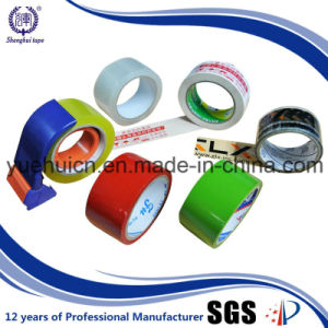 Water Activated BOPP Strong Adhesive Silent Printed Logo Tape pictures & photos