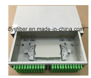 Slide Type 24ports Sc Simplex Fiber Termination Box pictures & photos
