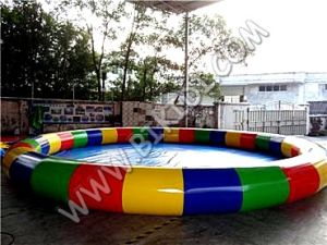 Hot Selling PVC Inflatable Adult Swimming Pool/ Large Inflatable Pool/ Large Inflatable Swimming Pool pictures & photos