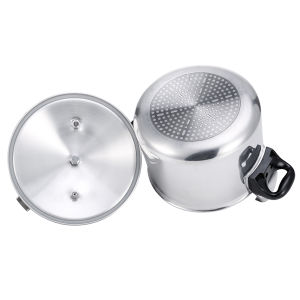 40L Hot Selling Aluminum Pressure Cooker in Russia Jp-PCA40d pictures & photos