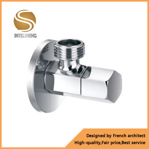 Best Selling Brass Bathroom Toilet Angle Valve (INAG-jbWJ33040) pictures & photos