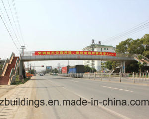 High Quality Prefabricated Steel Structure Overpass pictures & photos
