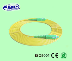 ADP Competitive Sc Fiber Optic Patch Cord pictures & photos