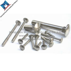 China Supplies Carbon Steel Carriage Bolt pictures & photos