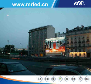 Mrled P6.66mm Outdoor Advertising LED Screen (CCC, CE, TUV, RoHS) pictures & photos