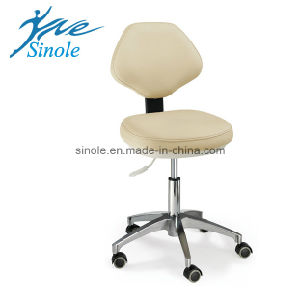 Dental Stool Leather Dental Stool (08031) pictures & photos