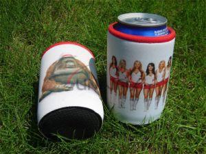 Neoprene Beer Stubby Can Cooler, Bottle Koozie, Stubby Holder (BC0075) pictures & photos