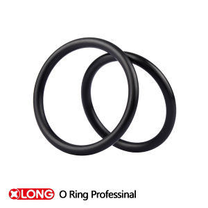 Black Viton O Ring with Grinding for Cylinder pictures & photos