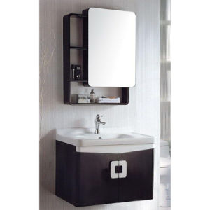 Solid Wood Bathroom Cabinet/Bathroom Vanity Modern Style Bathroom Vanity (ADS-656) pictures & photos