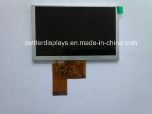 "Agricultal Use 5"" TFT Display, Resolution 480X272, with Rtp: ATM0500d12-T pictures & photos"