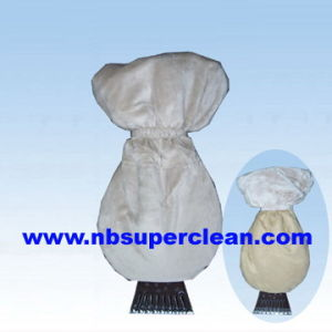 New Design Hot Sale Warm Ice Scraper with Glove (CN2154) pictures & photos