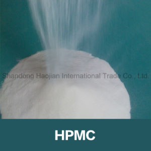 Gypsum Plaster Construction Additives Thicken Agent HPMC Mhpc pictures & photos