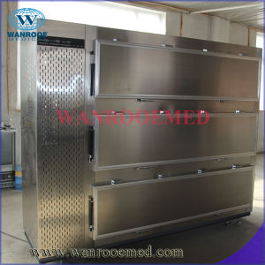 Ga302 Stainless Steel Dead Corpse Mortuary Body Refrigerators in Morgue pictures & photos