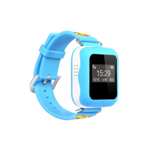 Geo- Fence WiFi GPS Tracking Device Kids Children GPS Watch with Voice Chat pictures & photos