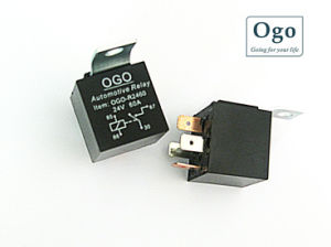 Ogo Branded Automotive Relay 24V 60A pictures & photos