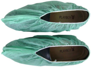 Disposable Shoecover/PP Shoecover Green (LY-NSC-G) pictures & photos