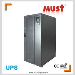 30kVA IGBT High Frequency Three Phase Online UPS pictures & photos